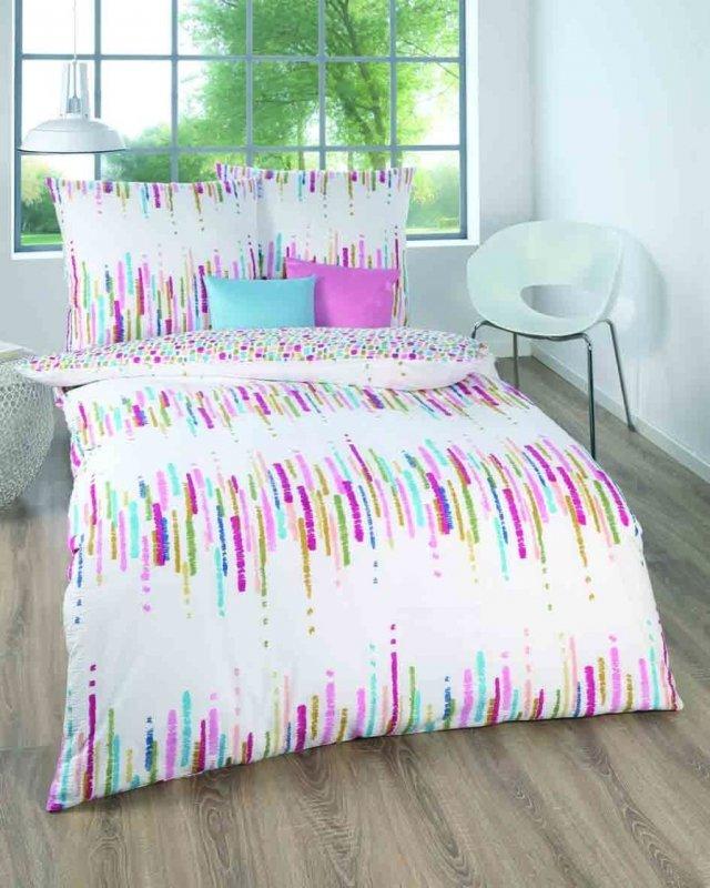 Polášek Povlečení krep Streamer 081/08 100% bavlna 140x200 / 70x90