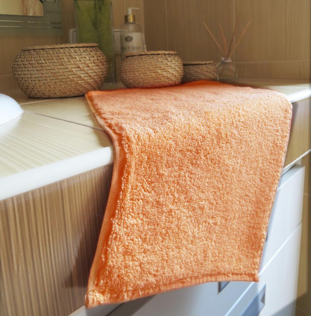 Polášek Holešov Ručník losos 100% bavlna Oranžová 30x50