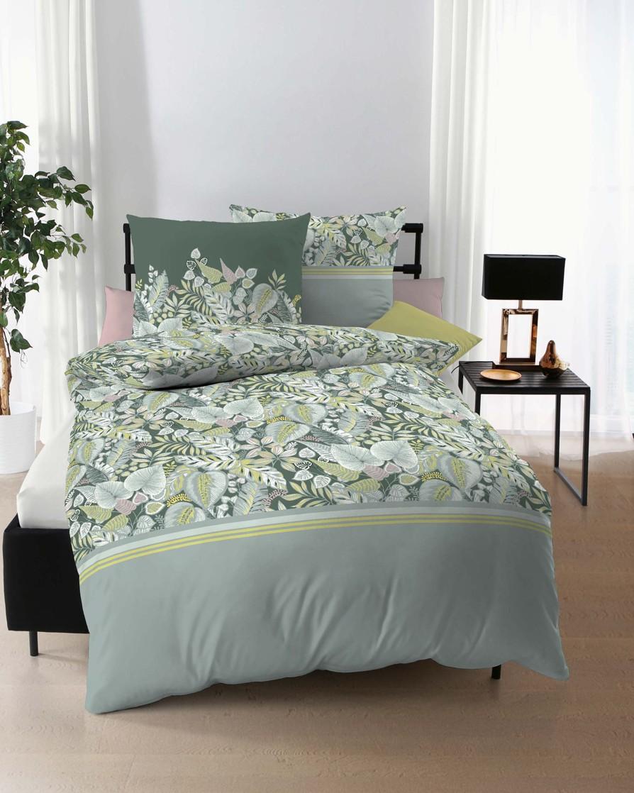 Kaeppel Povlečení Kaeppel Tika 113/623 100% bavlna květiny 140x200 / 70x90